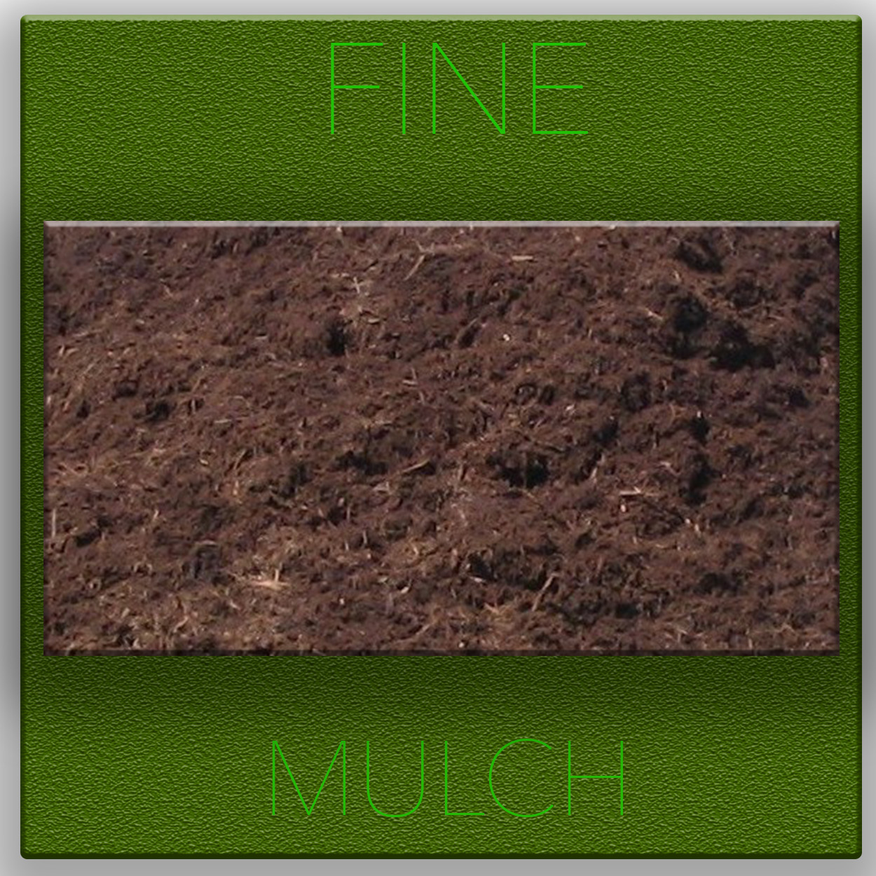Stop weeds in flower beds -  Fine Mulch If You Re Looking On Planting A Flower Bed Fine Mulch Is Probably The